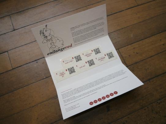 endangeRED Presentation Pack