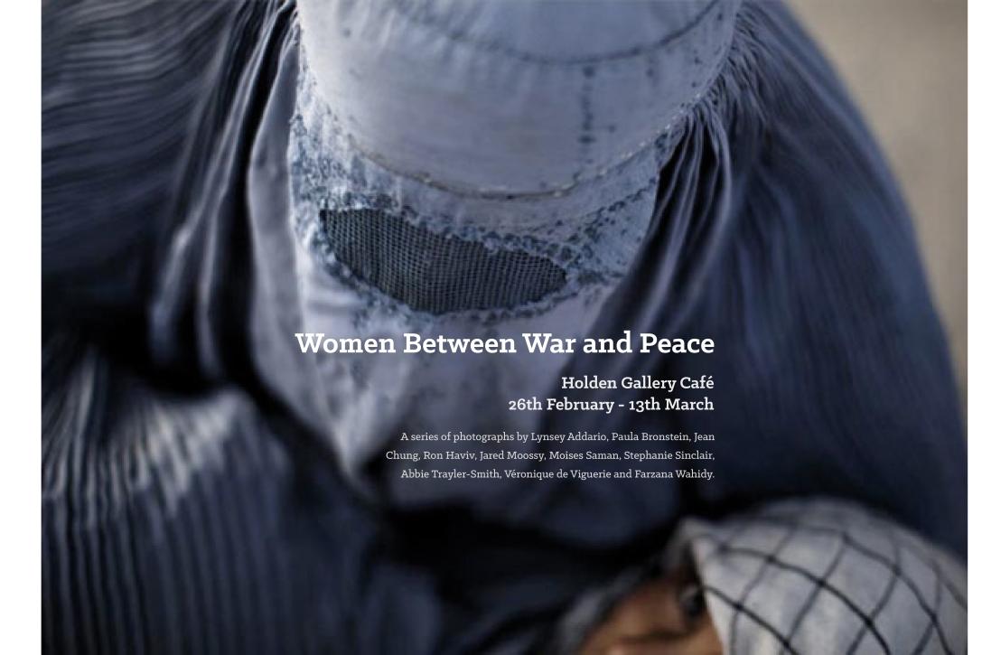 Women Between War and Peace