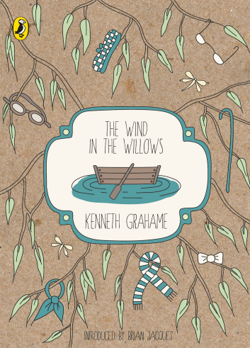 The Wind in the Willows front cover