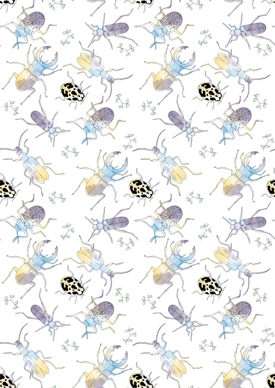Bug Repeat Print