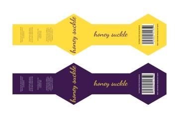 Honey Suckle Packaging