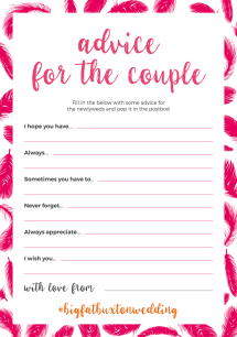 Eleni and Chris Wedding Print Outs4