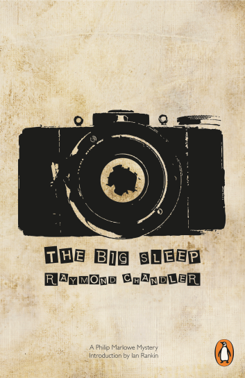 The Big Sleep Cover